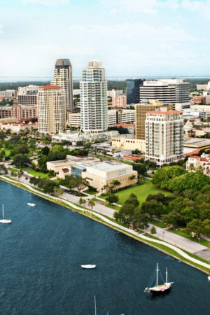 Downtown St Pete by City of St Pete