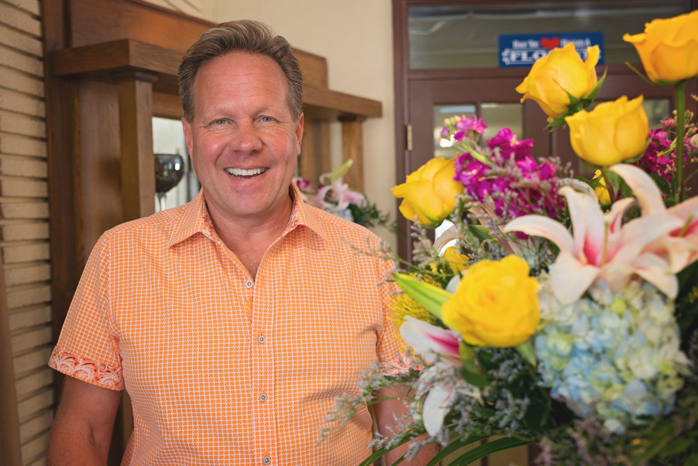 Terry Hagstrom has owned Carter's for the past 24 years by Kelly Nash Photography