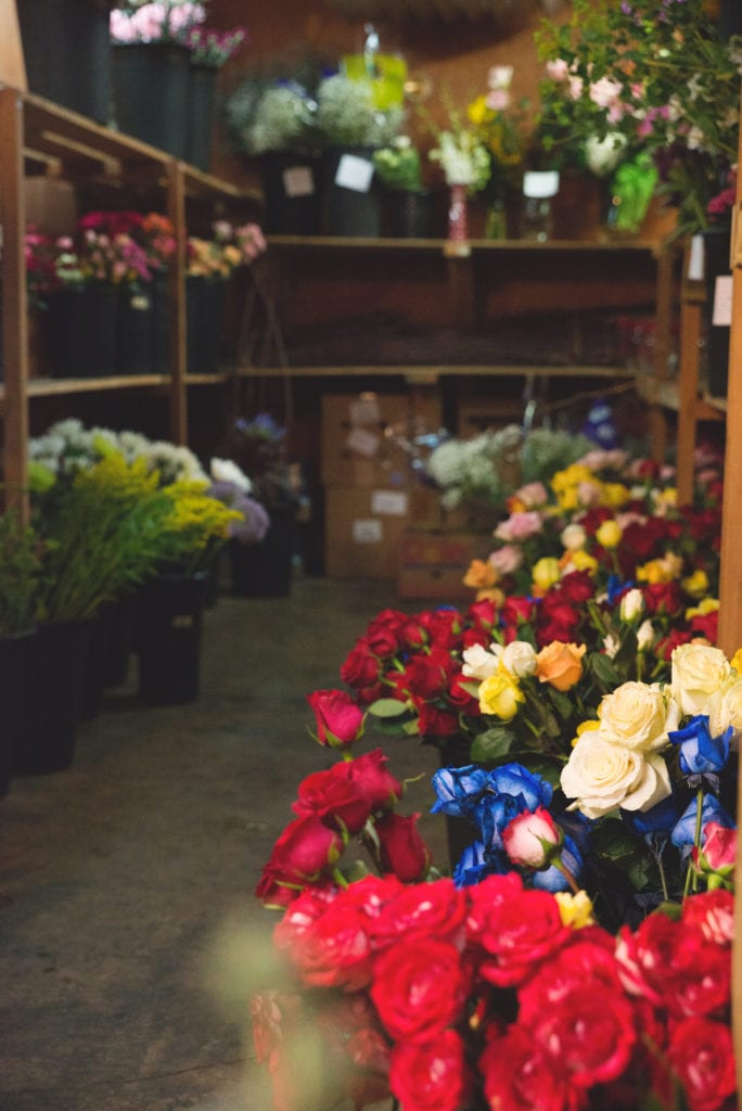 Carter's Florist and Greenhouses by Kelly Nash Photography