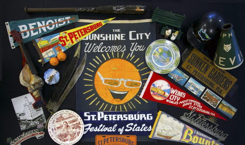 From the Museum's Archives – Odds and ends from the St Pete Museum of History
