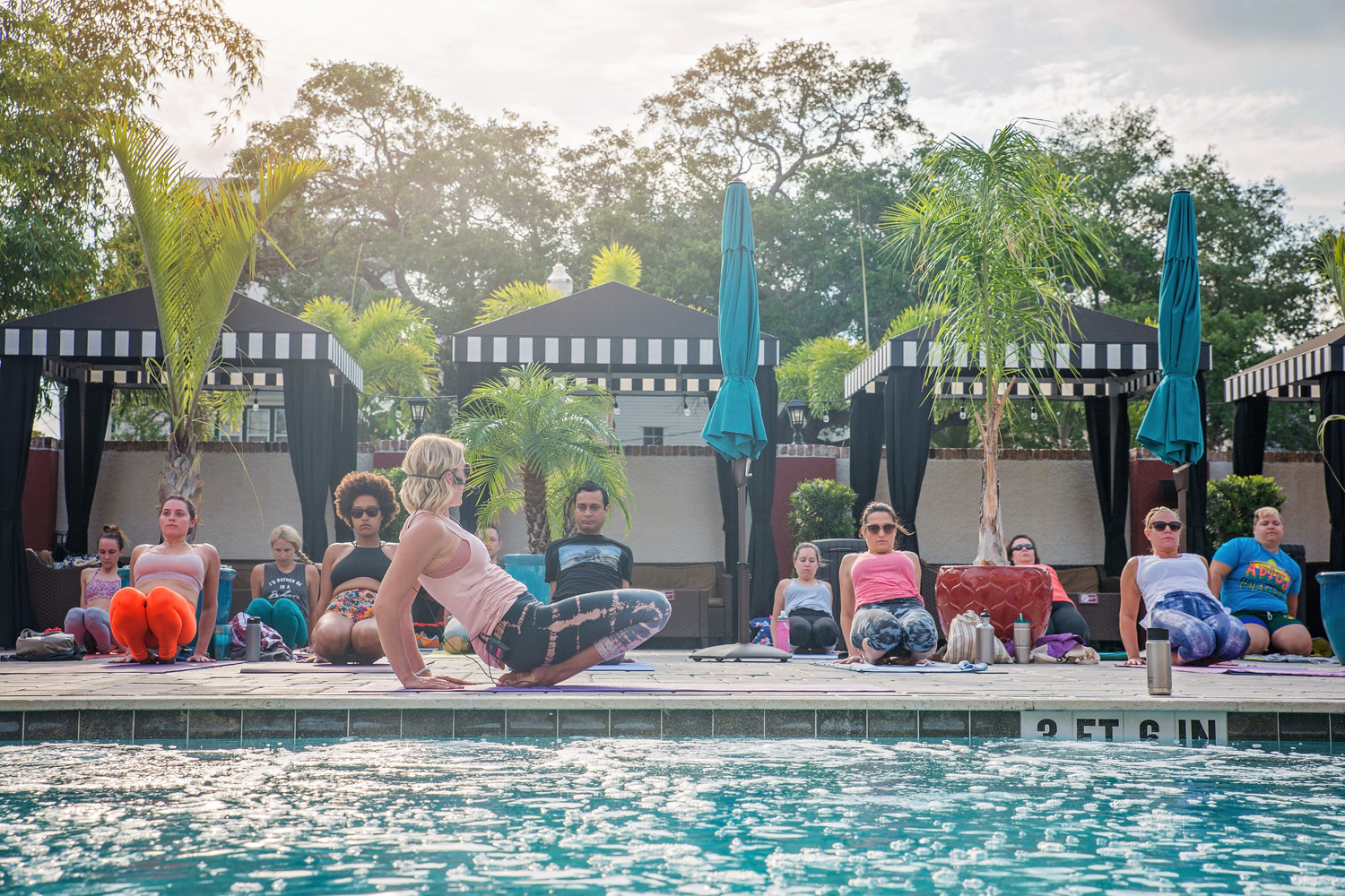 The Body Electric Yoga Company by Kelly Nash Photograpgy