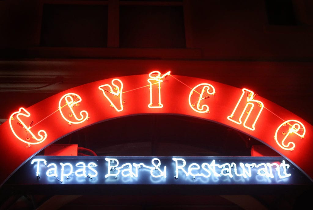 Ceviche Tapas Bar & Restaurant
