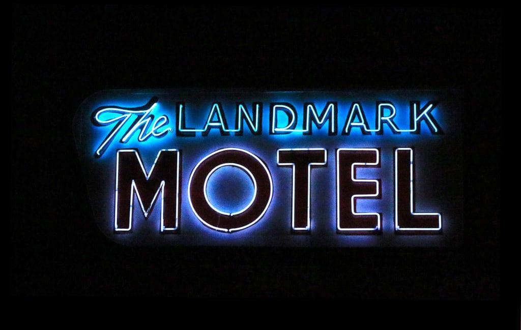 The Landmark Motel