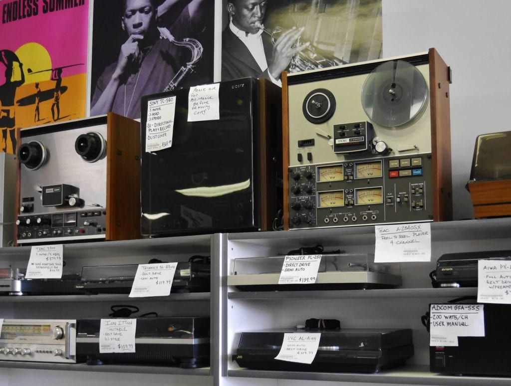 Sound Exchange Classic Stereo Equipment: Buy, Sell, Repair
