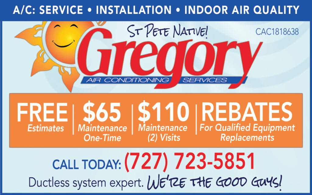 Gregory Air - St Pete AC Service
