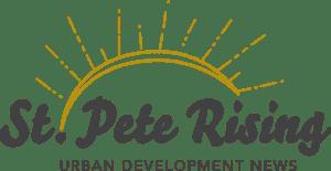 St Pete Rising Logo