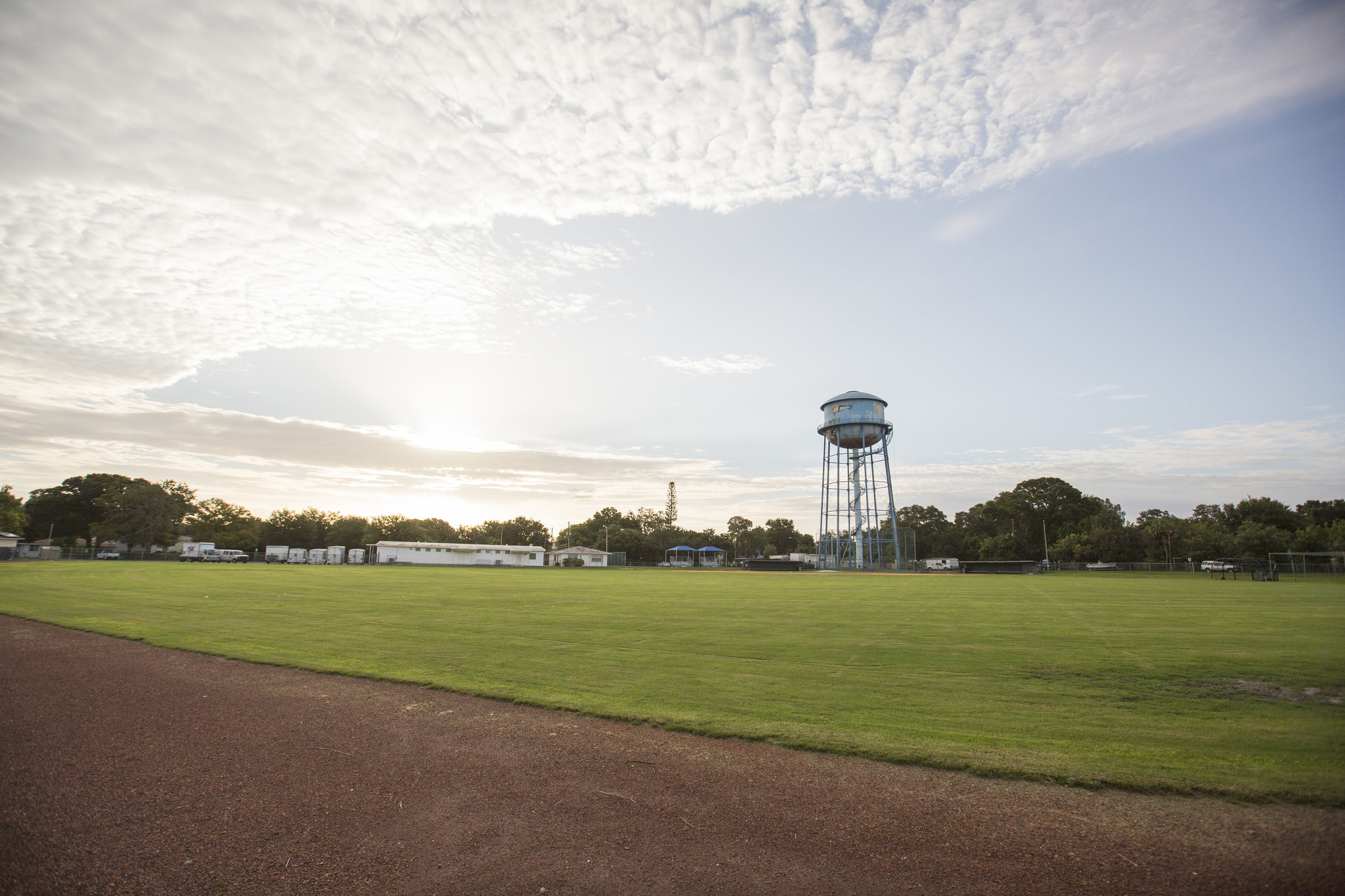 Huggins-Stengel Field at Crescent Lake Park