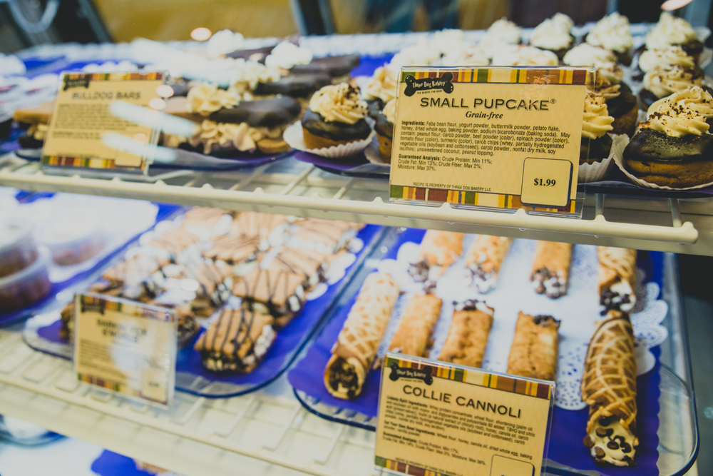 Three Dog Bakery Baked Goods for Dogs